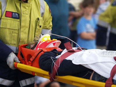 Spinal Immobilization: Just a pain in the neck?