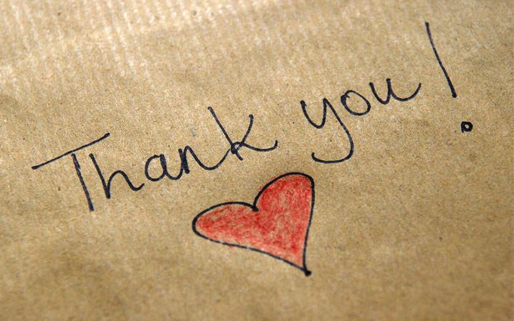 #Blessed: Gratitude check