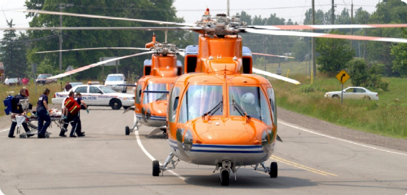 Prehospital Plasma during Air Medical Transport in Trauma Patients at Risk for Hemorrhagic Shock