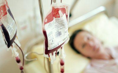 Viscoelastic haemostatic assay augmented protocols for major trauma haemorrhage (ITACTIC): a randomized, controlled trial