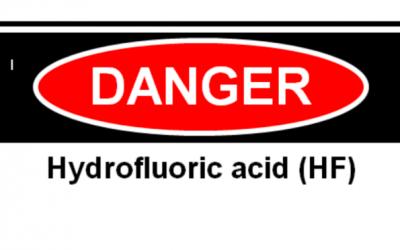 Early Bird Catches The Burn: Hydrofluoric Acid Treatment