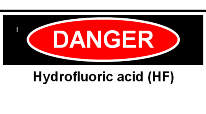 Early Bird Catches The Burn: Hydrofluoric Acid Treatment