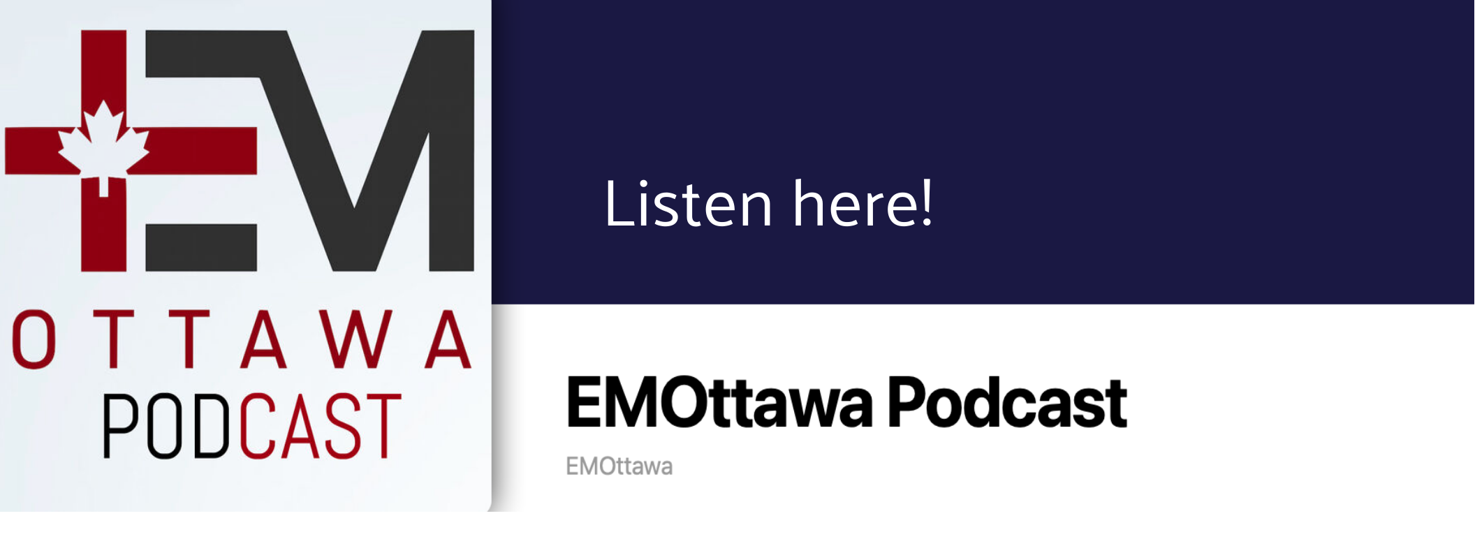 EMOttawa Podcast