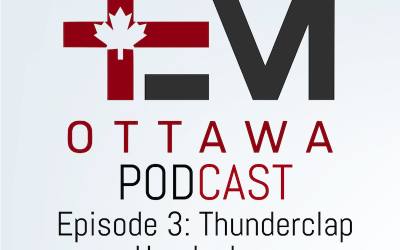 EMOttawa Podcast Episode 3: Thunderclap Headache