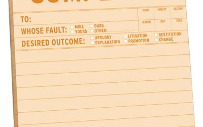 Navigating ED Patient Complaints